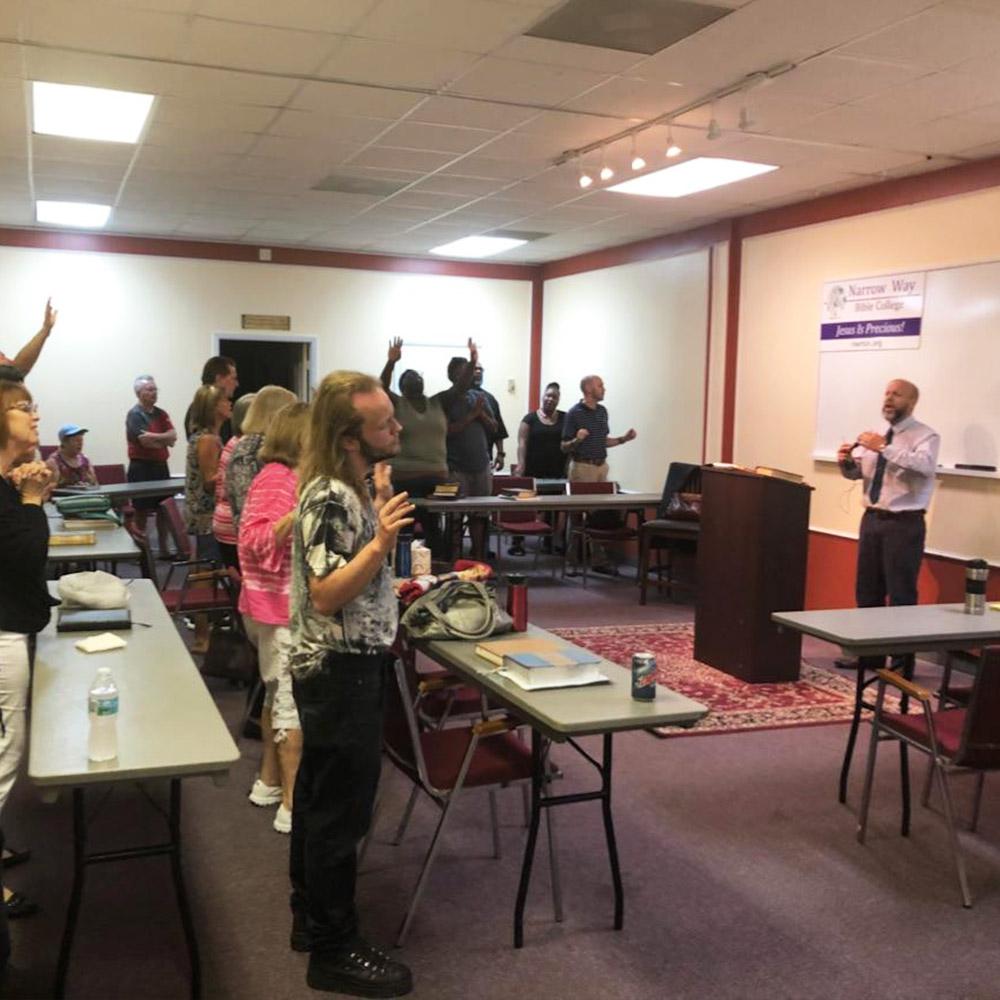 Narrow Way Ministries Bible School & Seminary | Jacksonville, FL | Non-Denominational Spirit-Filled Church
